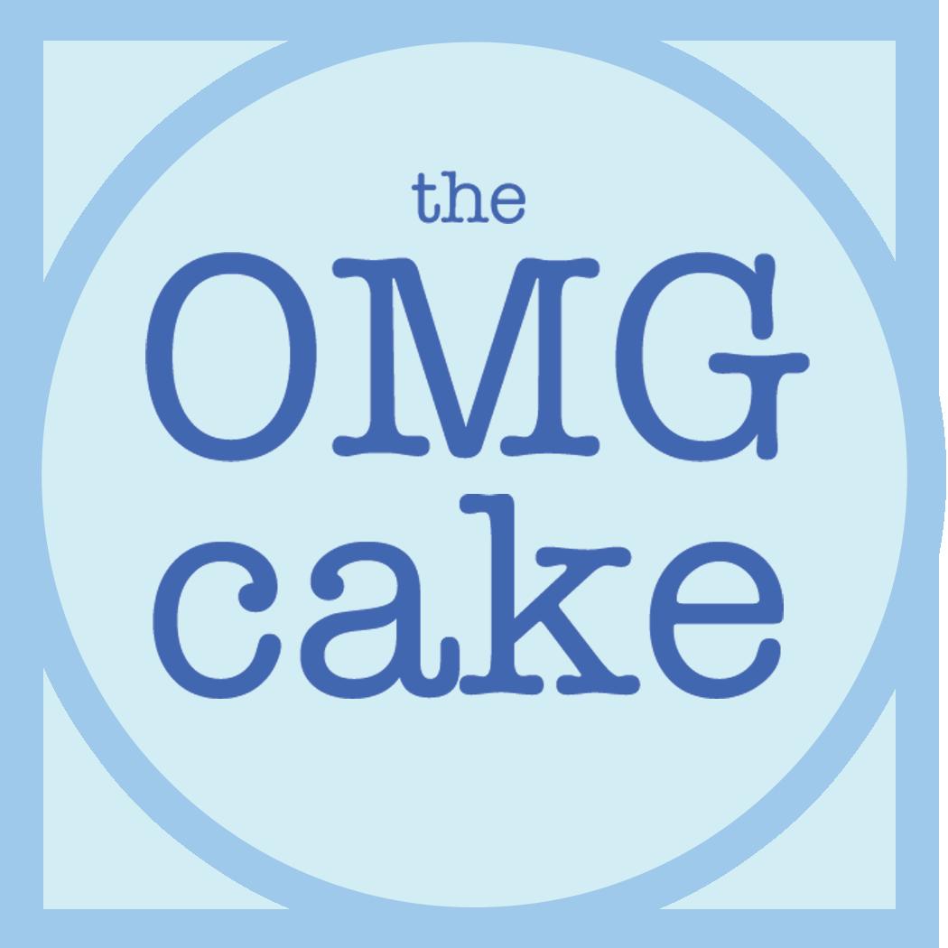 the OMG cake